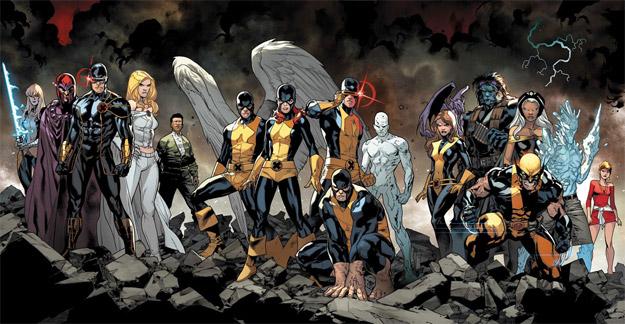 X-Men hasta en la sopa!