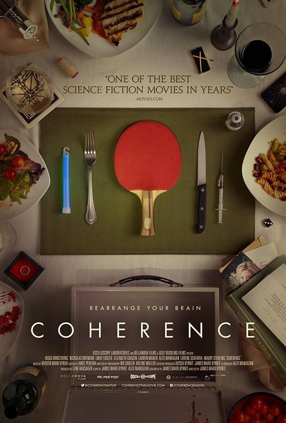 Un par de curiosos carteles de Coherence