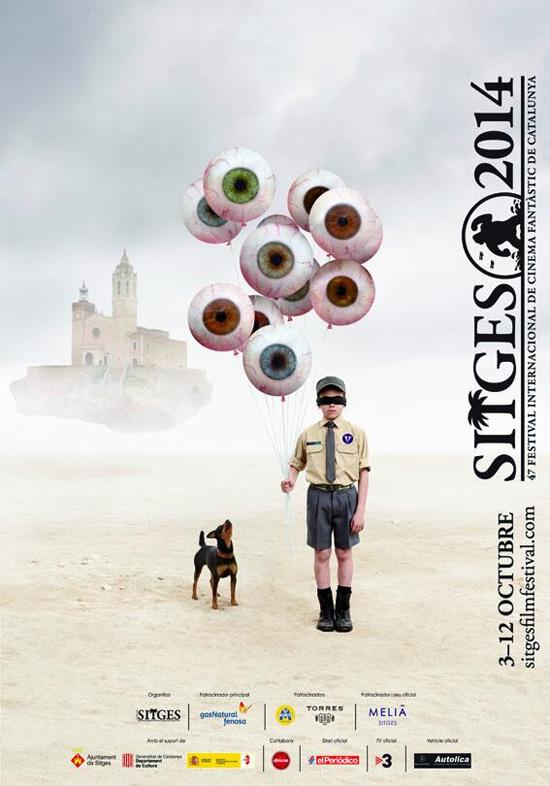 El cartel de Sitges 2014