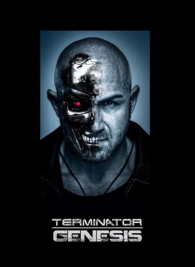 Tendremos nueva creación de Skynet, Aaron Williamson se une al nuevo Terminator
