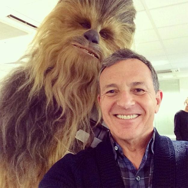Puede que ese sea el aspecto de Chewbacca en Star Wars: Episode VII
