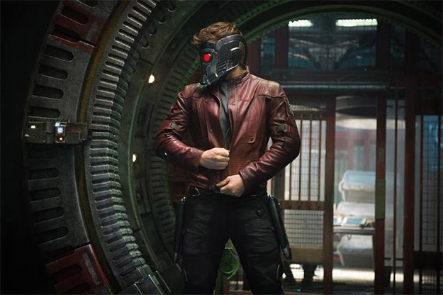 Guardianes de la Galaxia en modo pasarela de moda