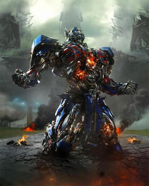 Nueva imagen de Transformers: la era de la extinción
