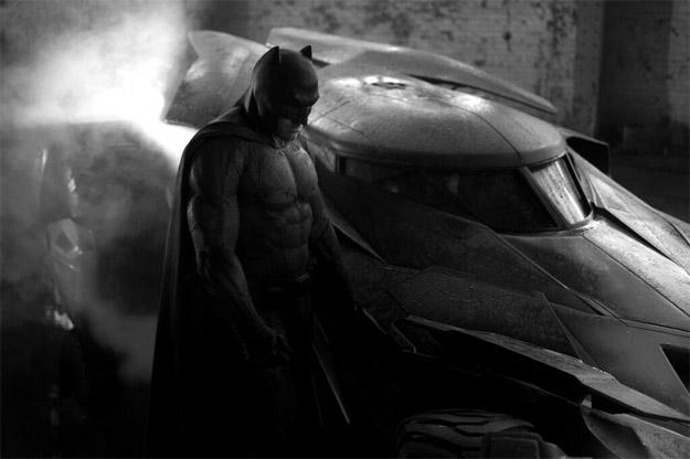 El nuevo Batman...