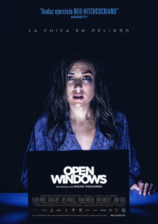 Sasha Grey en el lado de la pantalla donde nunca antes se le había visto