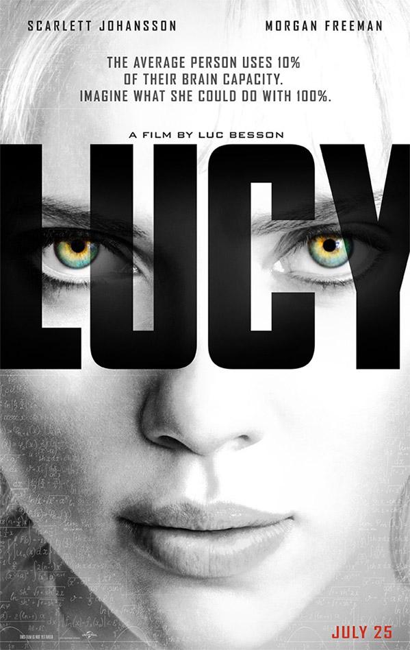 Cartel de Lucy
