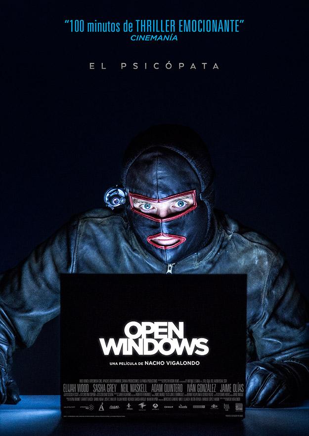 Un nuevo cartel de Open Windows