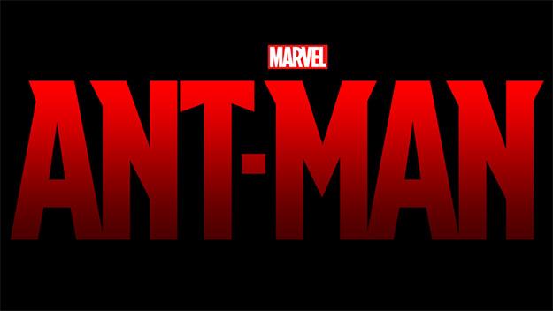 El logo oficial de Ant-Man de Marvel Studios