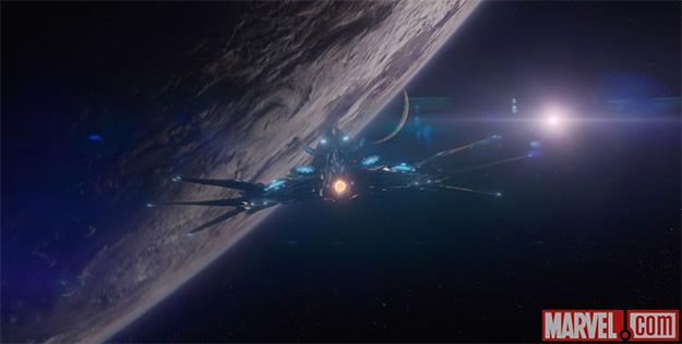 Nueva imagen de Guardianes de la Galaxia