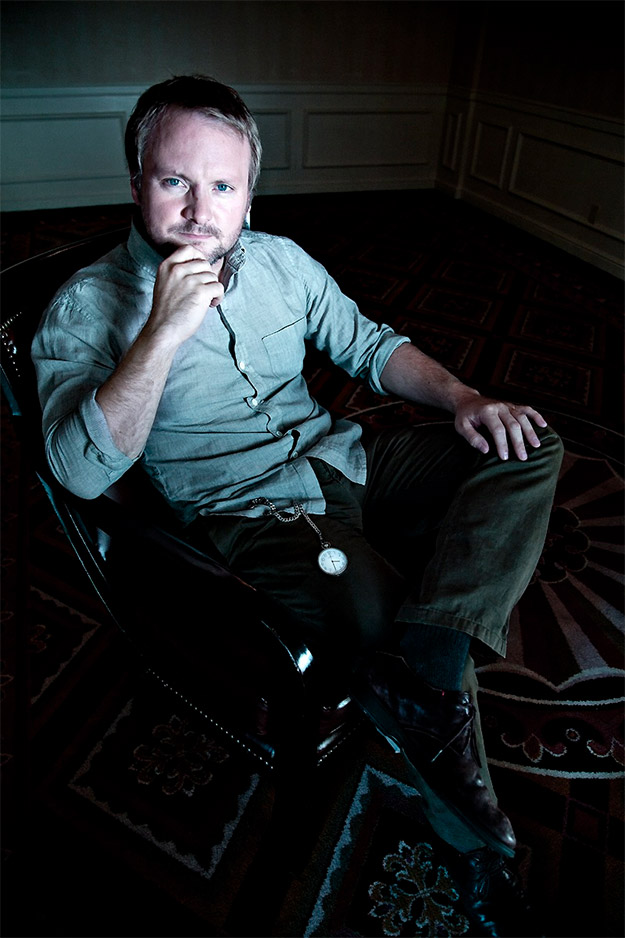 Rian Johnson, el rey del tiempo tras Looper ahora al universo Star Wars