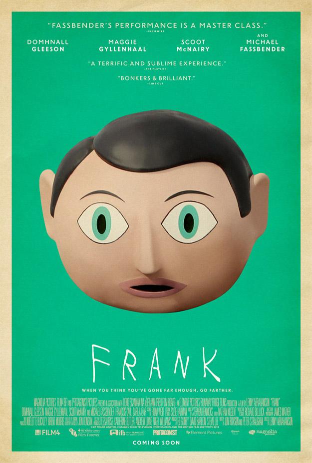 Cartel para el mercado americano de Frank... ¿llegará a España?