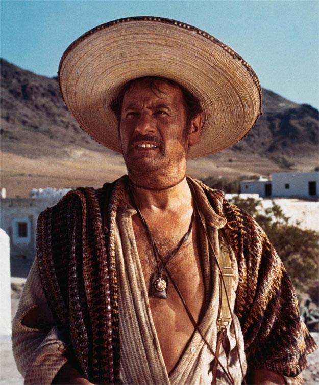 Tuco Benedicto Pacífico Juan María Ramírez AKA Eli Wallach