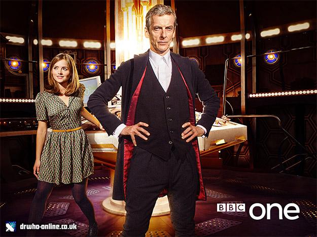 Un nuevo look al nuevo Doctor Who que es Peter Capaldi