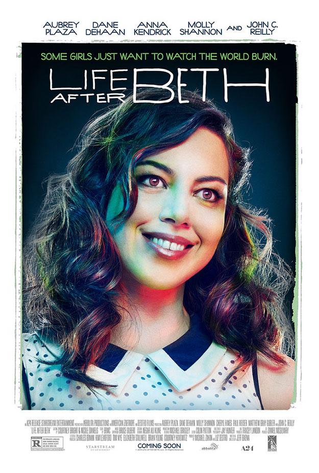 Un par de carteles de Life After Beth