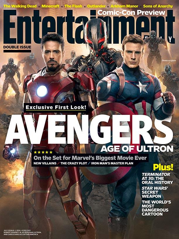 Saludad a Ultron en  Avengers: Age of Ultron