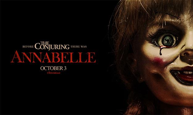 Aquí uno que se ha cagado del miedo con el trailer de Annabelle