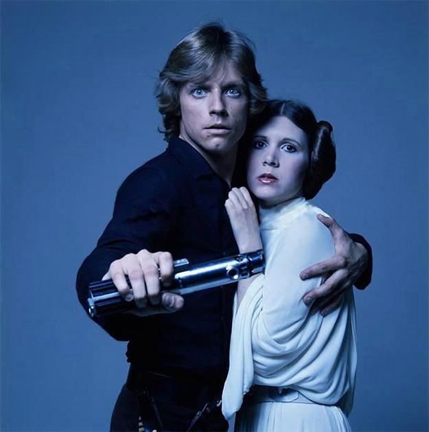 Un sable láser la puesta en marcha de Star Wars: Episode VII