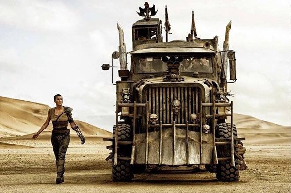 Nuevas imágenes de Mad Max: Fury Road