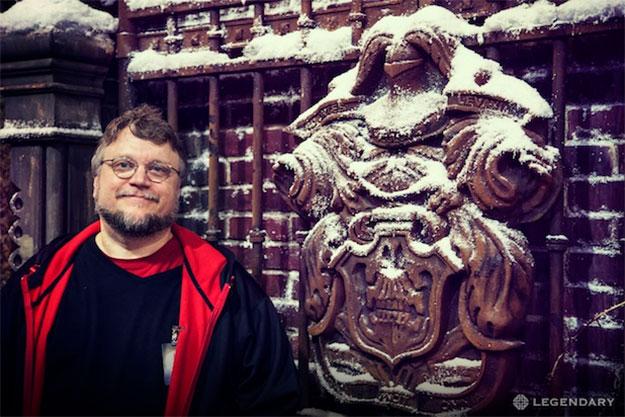 Guillermo del Toro en la Comic-Con