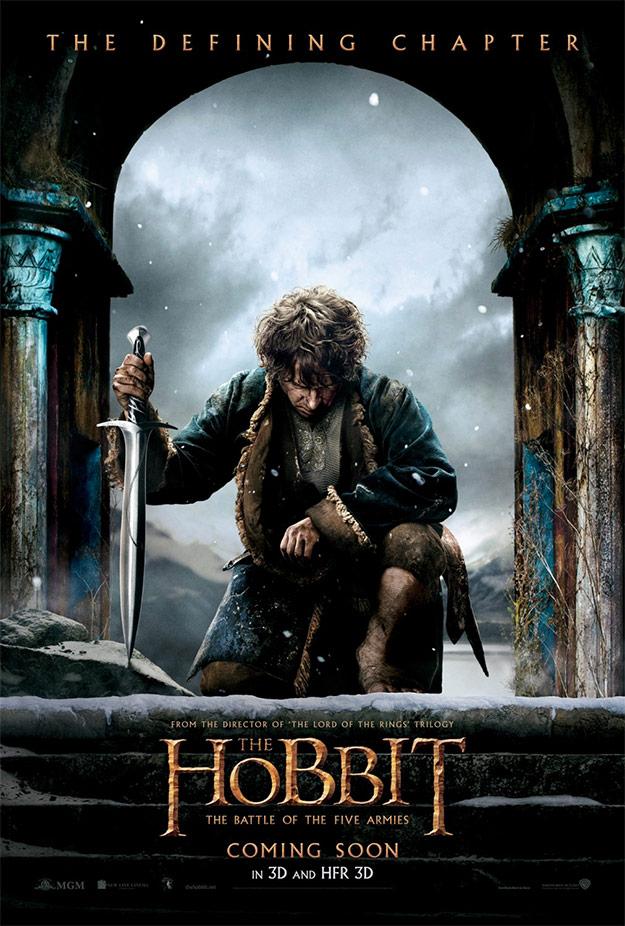 Un nuevo póster de El Hobbit: La Batalla de los Cinco Ejércitos
