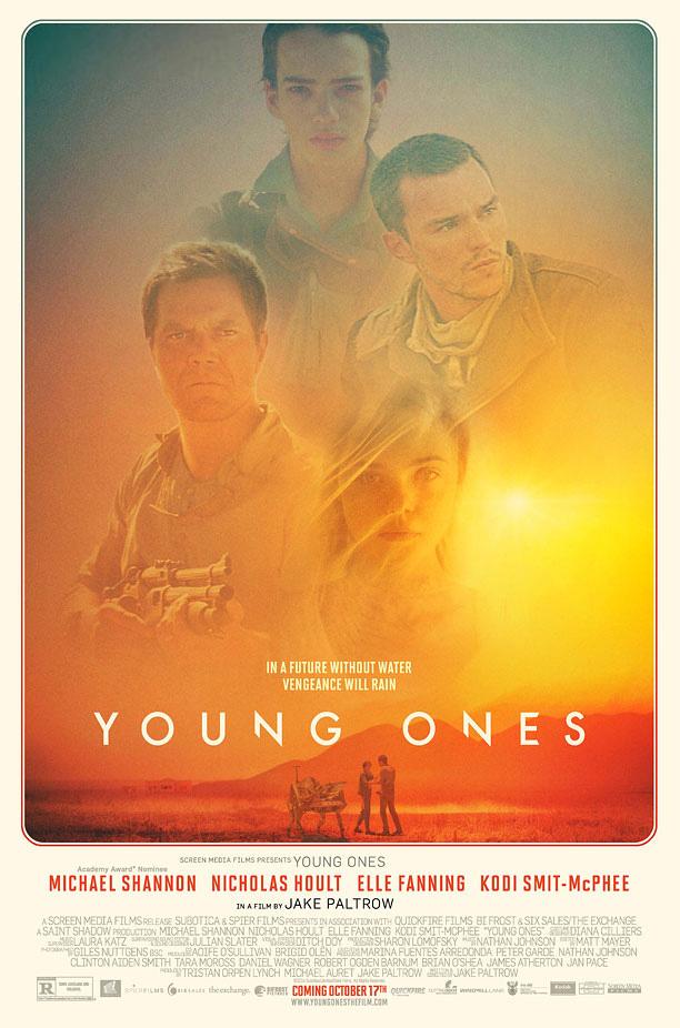 Cartel de Young Ones