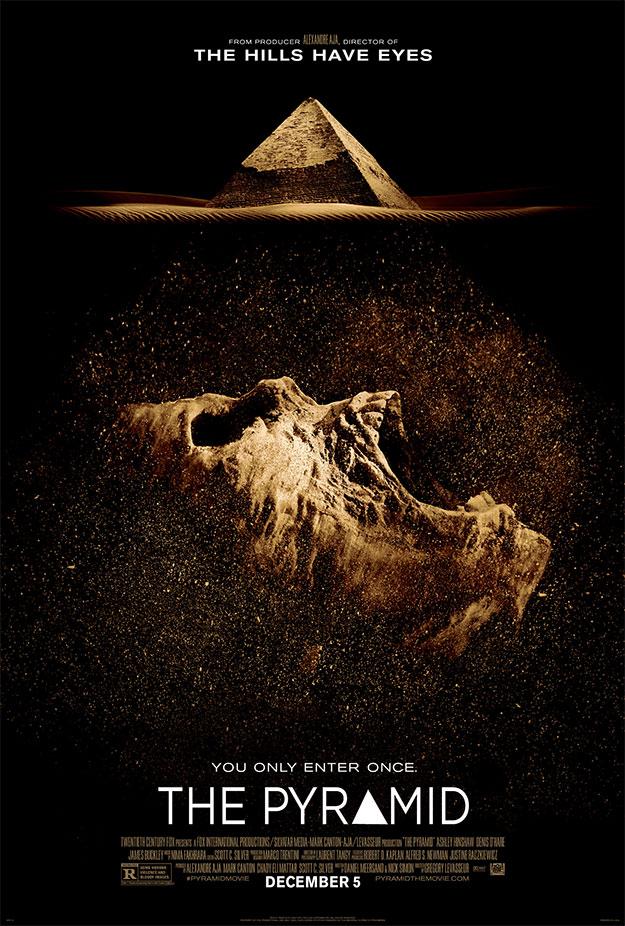 The Pyramid... ni el Hombre de Arena hace eso