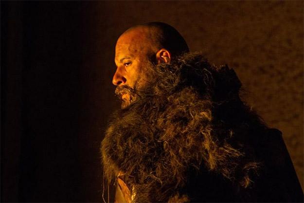 Primera imagen de The Last Witch Hunter... Vin Diesel en modo otra era
