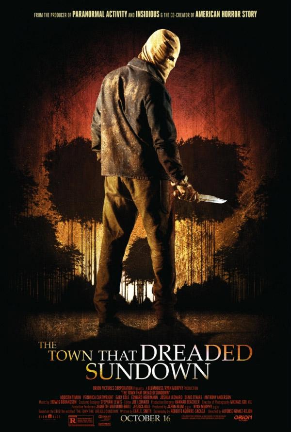 Cartel de The Town that Dreaded Sundown