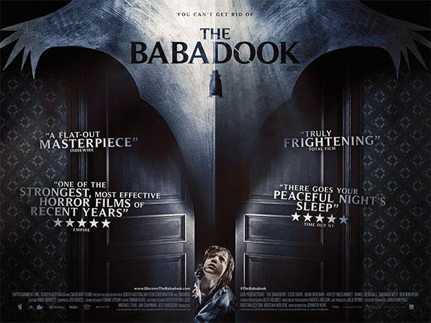 El nuevo cartel de The Babadook... para ver si o si en Sitges 2014