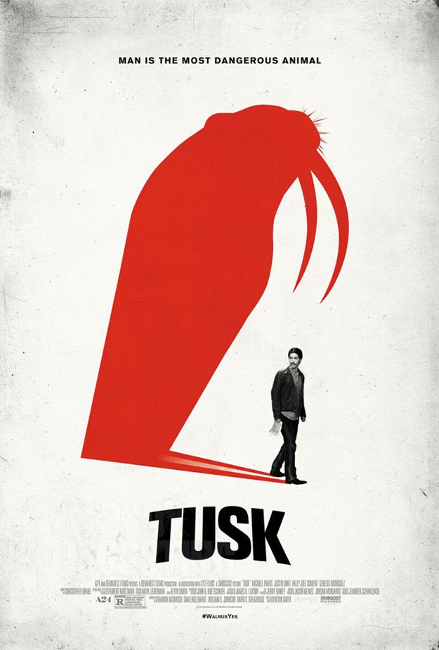 Un nuevo cartel de Tusk de Kevin Smith, una de las de Sitges 2014