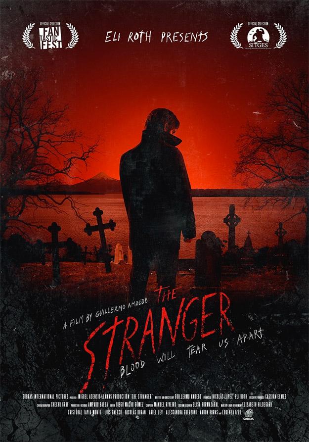 El primer cartel de The Stranger