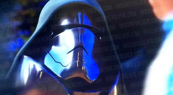 ¿Foto o concept art del Chrome Trooper?