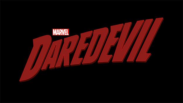 """El logo de """"Daredevil"""", la serie de Marvel y Netflix"""