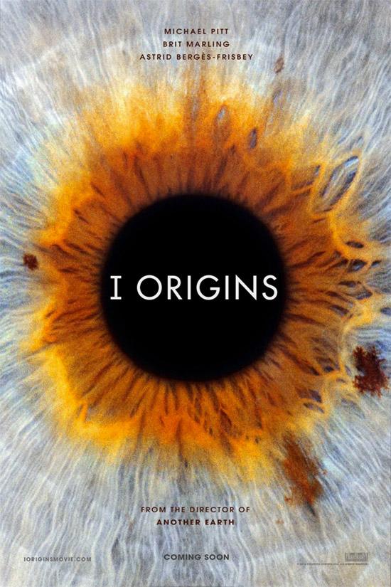 Cartel de Orígenes (I Origins)