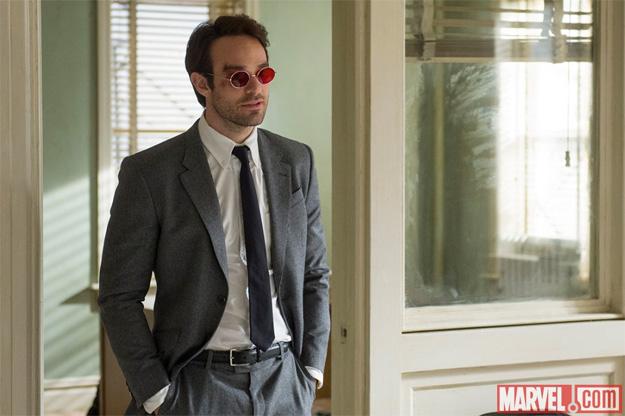 Charlie Cox como Matt Murdock