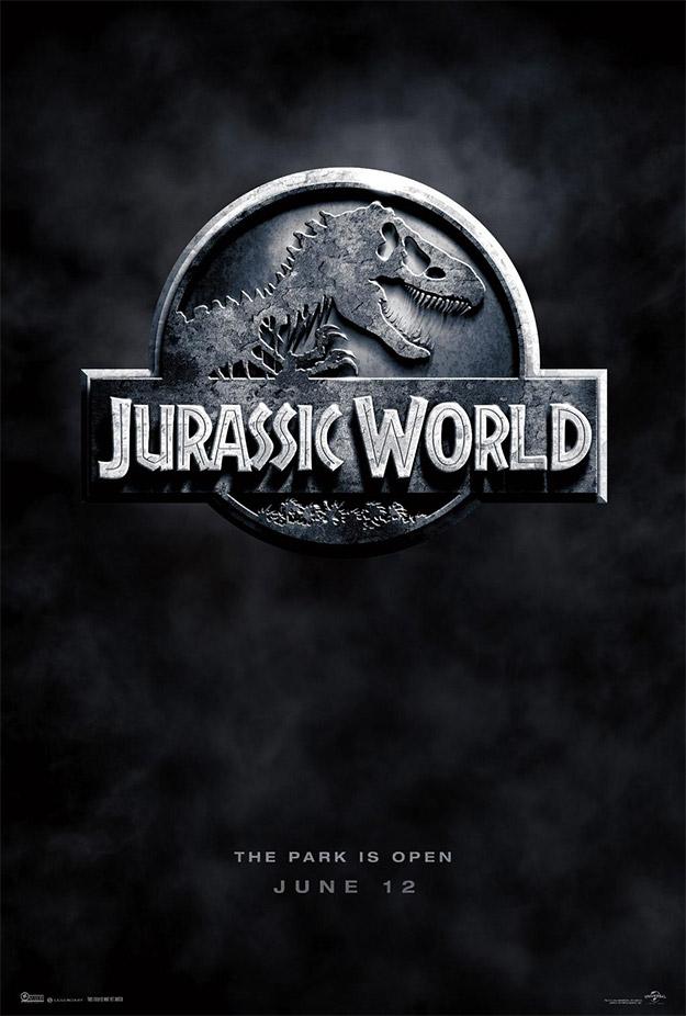 Un nuevo cartel de Jurassic World... el parque está abierto (y nos vamos a cagar)