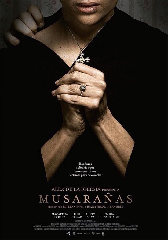 Cartel final de Musarañas