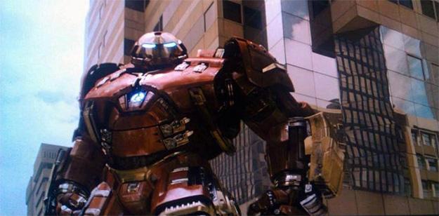 Hulkbuster en el primer trailer de Avengers: Age of Ultron