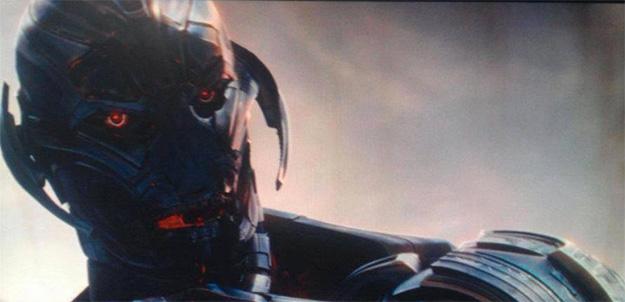 Ultron modelo 1.0 en el primer trailer de Avengers: Age of Ultron