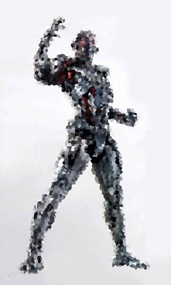 Así será Ultrón en Los Vengadores: la era de Ultrón... concept art ojo!