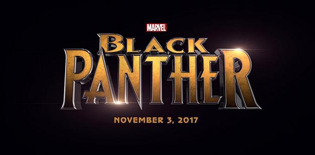 Black Panther, al fin se confirma, llegará el 3 de noviembre del 2017