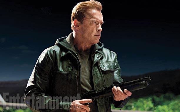 Arnold Schwarzenegger AKA T-800