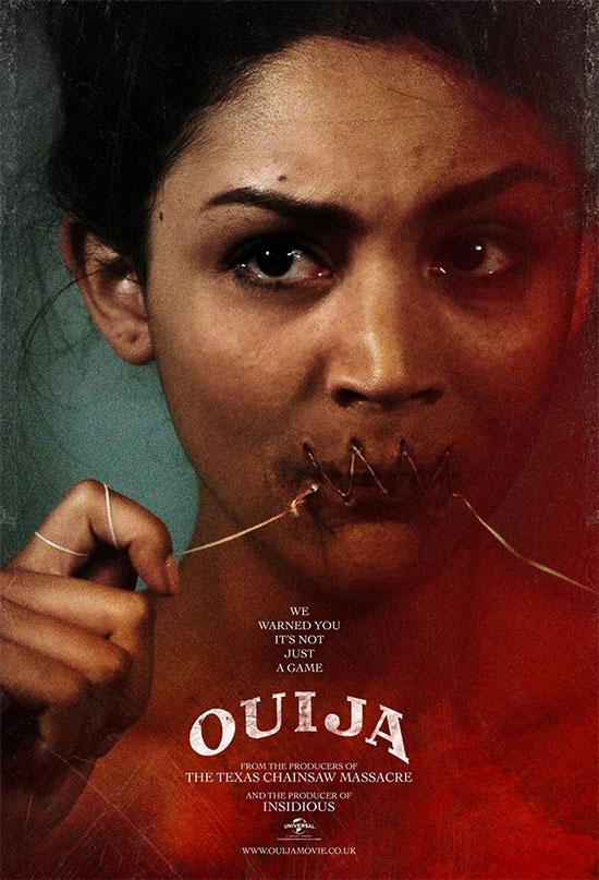 Un nuevo desagradable cartel de Ouija