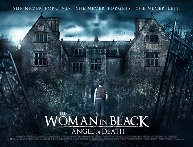 Otro cartel más de The Woman in Black: Angel of Death