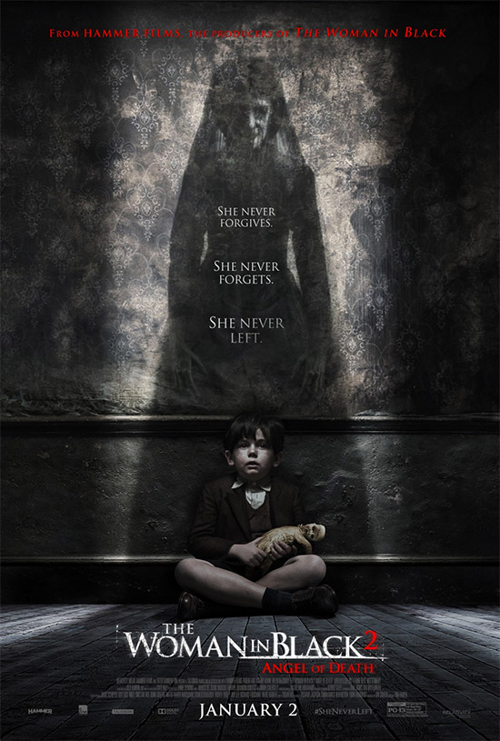 Un nuevo cartelillo de The Woman in Black 2: Angel of Death