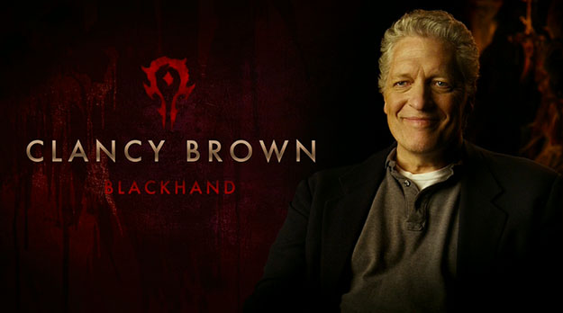 "Clancy Brown es Blackhand ""El destructor"""