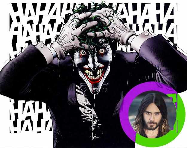 ¿Esto de Joker en Suicide Squad es un rumor para volverse loco?