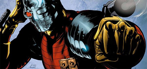 Deadshot, otro más para Suicide Squad