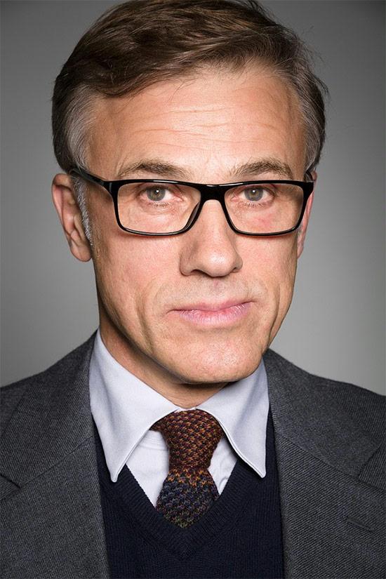 ¿Christoph Waltz como villano de Bond 24?