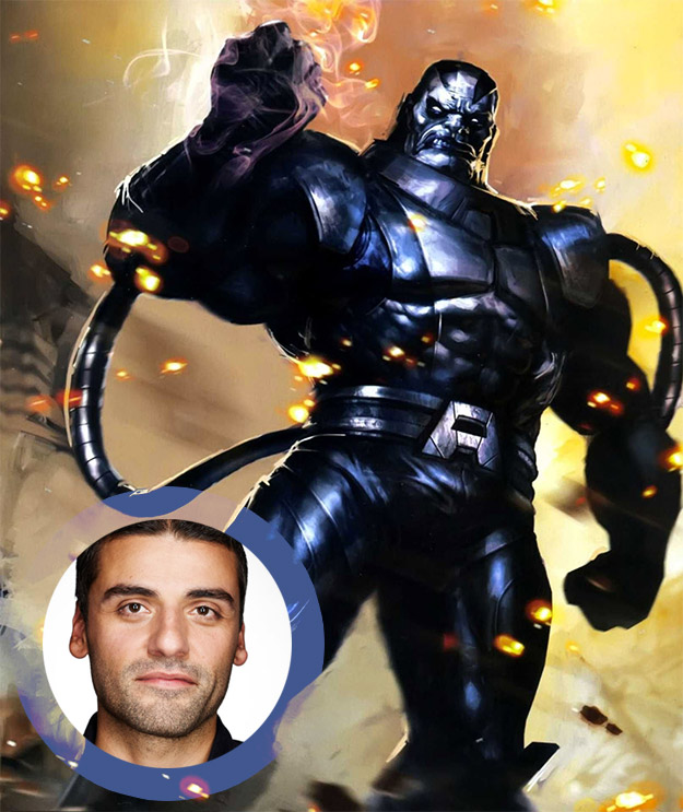 Oscar Isaac el gran villano de X-Men: Apocalypse